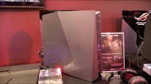 asus rog g20cb wohnzimmer gaming pc und steam machine