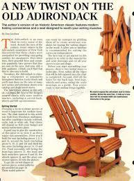 folding adirondack chair plans chair ideas