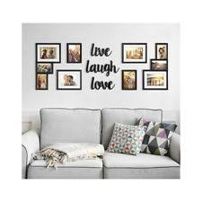 Item 4 Multiple Picture Frame Big Wall Photo Collage Live Laugh Love Family Gift Wife