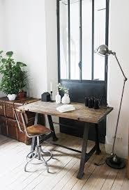 bureau recup un coin bureau au look récup et indus le coin bureau se fait