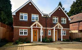 100 Oxted Houses For Sale High Street Old Chartwell Land New Homes