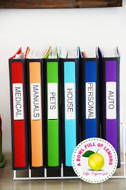 Best 25 fice organization tips ideas on Pinterest