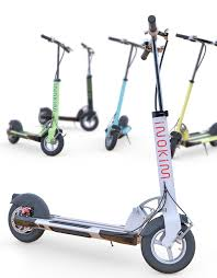 The Best Selling Electric Scooter In World Latest 2015 Model Of Myway Inokim