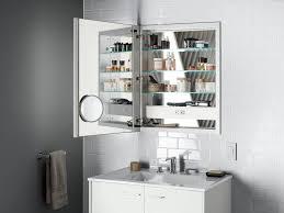 Kohler Verdera Recessed Medicine Cabinet by Bathroom Medicine Cabinets Realie Org
