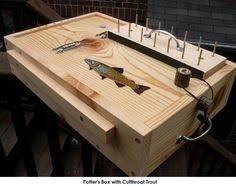 Fly Tying Table Woodworking Plans by White River Fly Shop Journeyman Fly Tying Station Fly Shop Bass
