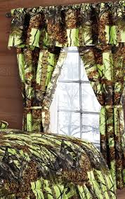 Carolina Panthers Bedroom Curtains by Neon Camo Curtains