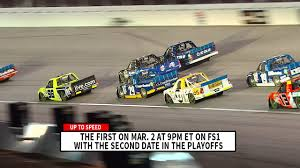 NASCAR Reveals 2018 Start Times For Camping World Truck Series - YouTube 111015nrcampingworldtrucksiestalladegasurspeedwaymm 2018 Nascar Camping World Truck Series Paint Schemes Team 16 Round 2 Preview And Predictions 2017 Michigan Intertional Martinsville Speedway Bell 92 Topical Coverage At The Fox Sports Elevates Camping World Truck Series Race Johnson City Press Busch Charges To Win Mom Ism Raceway Nextera Energy Rources 250 Daytona Photos