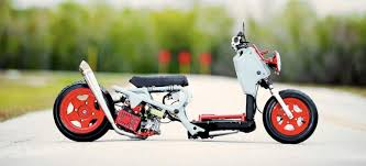 The Scooter Moped Appreciation Thread Archive