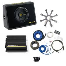Kicker Bass Package - 10