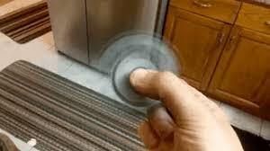 Fidget Spinner Trick