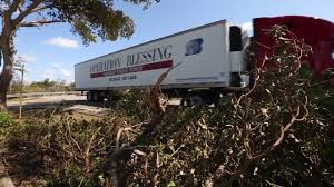 100 Trucking Supplies In After Hurricane Irma Operation Blessing
