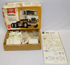 Vintage 1980's Miller High Life Beer GMC Astro 95 Semi Truck Model ... Icm 35453 Model Kit Khd S3000ss Tracked Wwii German M Mule Semi Tamiya 114 Semitruck King Hauler Tractor Trailer 56302 Rc4wd Semi Truck Sound Kit Youtube Vintage Amt 125 Gmc General Truck 5001 Peterbilt 389 Fitzgerald Glider Kits Vintage Mack Cruiseliner T536 Unbuilt Ebay Bespoke Handmade Trucks With Extreme Detail Code 3 Models America Inc Fuel Tank Horizon Hobby Small Beautiful Lil Big Rig And Kenworth Cruiseliner Sports All Radios 196988 Astro This Highway Star Went Dark As C Hemmings Revell T900 Australia Parts Sealed 1