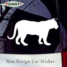 100 Truck Window Stickers Leopard Vinyl Decals Car Sticker Cheetah Decals Car Removable