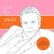 Colour Me Good Ginger By Mel Elliott Paperback