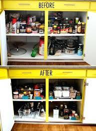 Organizing Kitchen Cabinet Martha Stewart Organizing Kitchen