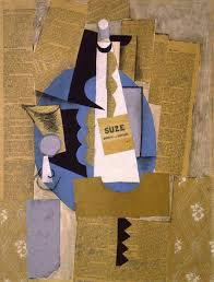 Still Life With Chair Caning Wikipedia by Picasso U2013 Art Rat Cafe