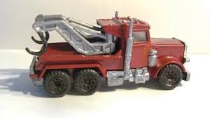 100 Matchbox Tow Truck Peterbilt Rehab YouTube