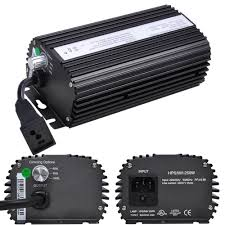 yescom 250w hps mh digital electronic dimmable