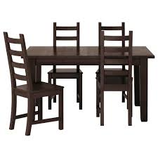 KAUSTBY/STORNÄS Table And 4 Chairs Brown-black 147 Cm - IKEA 4 Chair Kitchen Table Set Ding Room Cheap And Ikayaa Us Stock 5pcs Metal Dning Tables Sets Buy Amazoncom Colibrox5 Piece Glass And Chairs Caprice Walkers Fniture 5 Julia At Gardnerwhite Pc Setding Wood Brown Ikayaa Modern 5pcs Frame Padded Counter Height Ding Set Table Chairs Right On Time Design 4family Elegant Tall For Sensational