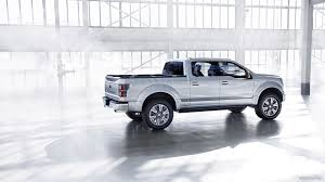 2013 Ford Atlas Concept - Side | HD Wallpaper #8