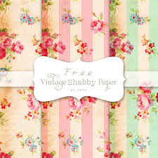 Free Vintage Shabby Digital Papers Pretty Things For You Rh Freeprettythingsforyou Com Printable Scrapbook Paper Patterns Cute