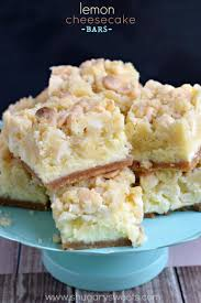 Pumpkin Snickerdoodle Cheesecake Bars by Lemon Cheesecake Bars Shugary Sweets