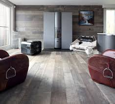 Bespoke Old Grey Natural Wood Flooring Real Solid Oak London
