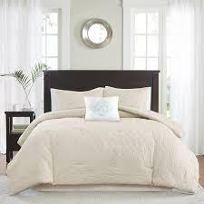 Lush Decor Serena Bedskirt by Amazon Com Madison Park Mp10 2653 Quebec 5 Piece Comforter Set