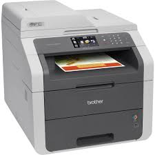 Brother MFC 9130CW Wireless Color All In One Laser Printer