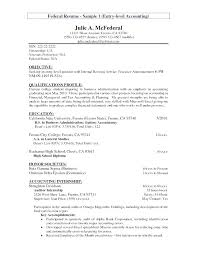 Resume General Objectives Great Examples Objective It Top