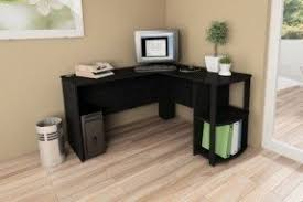 Ameriwood L Shaped Desk With Hutch by Corner Computer Desk With Hutch For Home Foter