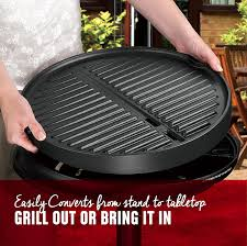 Brinkmann Electric Patio Grill Manual by Amazon Com George Foreman 15 Serving Indoor Outdoor Electric