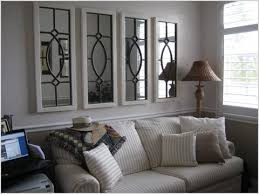 Decorating A Large Living Room Wall Ideas Awesome Best 25 Mirror Above Couch On