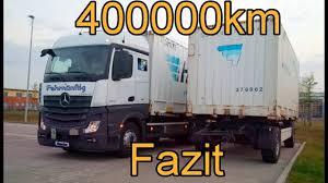 400000km Im Mercedes