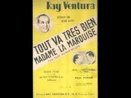madame la marquise lyrics ventura tout va très bien madame la marquise lyrics