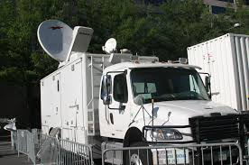 PMTV | Satellite Uplink Trucks For Broadcast & Live Streaming White 10 Ton Sallite Truck 1997 Picture Cars West Pssi Global Services Achieves Record Multiphsallite Cool Vector News Van Folded Unfolded Stock Royalty Free Uplink Production Trucks Hurst Youtube Cnn Charleston South Carolina Editorial Glyph Icon Filecnn Philippines Ob Van News Gathering Sallite Truck Salcedo On Round Button Art Getty Our Is Providing A Makeshift Control Room For Our Live Tv Usa Photo 86615394 Alamy