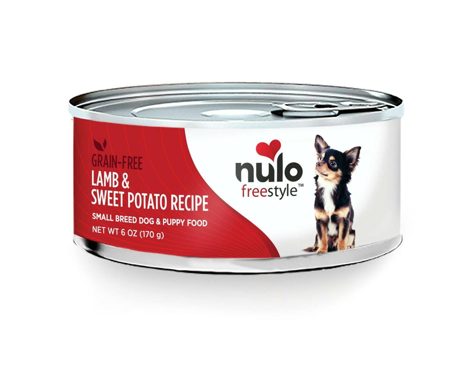 Nulo Freestyle Small Breed Lamb & Sweet Potato 6oz