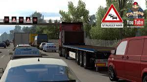 100 German Truck Simulator Traffic Jam Stau Mod V36 Modhubus