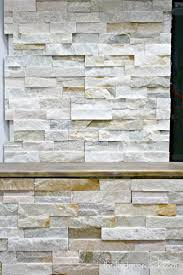 Scabos Travertine Natural Stone Wall Tile by Best 25 Stacked Stone Backsplash Ideas On Pinterest Stone