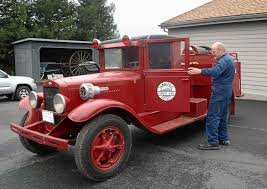 Historic Fire Truck Finds New Home With Marin History Museum ... Hays Truck Museum Is Moving To Reno Tohatruck Returns Santa Anita Race Park Snapshots Of The Waste Pro Garbage Waste360 911 Victims Family Group Criticizes Memorial Fee Ktla Just A Car Guy Gambrinus Drivers Expedition Adventure Travel Vehicle Truck Volkenkunde Retro Festival Trucks Volvo Scania Daf Foden And Erf Transport Invercargill South Island Nz Photo Bandag Bandit At Iowa 80 Museum 1 1949 Brockway 260xw Trucking Car Failed Atewasabi Chattanoogas Tow Museums Wall Fallen Honors Tow