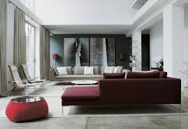 Living Room Decorating Brown Sofa by Grey Lounge Room Wooden Floor Mural Decor Grey Furry Rug Amusng