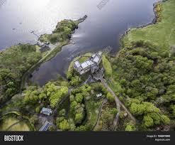 100 Colbost Aearial Shot Landscape At Loch Dunvegan Isle Of Skye