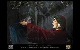 Dino Di Durantes Lifes Work Passion And Assistance From A Committee Of Dante Experts Helped Guide His Hand Through Contemporary Paintings