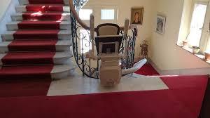 d un monte escalier monorail isère