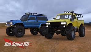 100 Rock Trucks Cross RC Announces Two New Scale Big Squid RC RC Car And