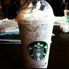 Cookies Cream Frappuccino Image Instagram Get A Double Chocolate Chip