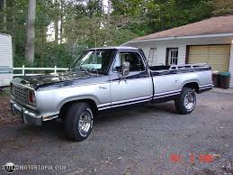 100 1978 Dodge Truck Pickup Information And Photos MOMENTcar