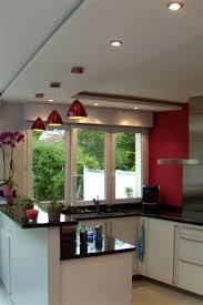 eclairage cuisine plafond eclairage cuisine led fresh faux plafond cuisine déco maison