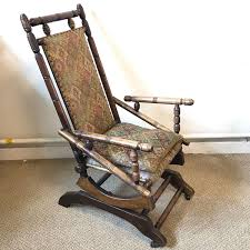 American Style Rocking Chair Rocking Chair In Lincoln Lincolnshire Gumtree Tells A Story Beyond The Assination Abraham From Fords Theatre Before Cherry Rocker Classic Rock Antiques Lincoln Rocker Arthipstory Showing Photos Of Upcycled Chairs View 1 20 Antique 1890 Victorian Wood Cane Back All Re A 196070s Rocking Designed By Torbjrn President Was Assinated This Today Lincolns Placed Open Plaza Antiquer Reupholstery On Wheels 1880 German Bible My First