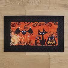 Doormats Full Moon Light Sound Doormat Halloween Pinterest That Up